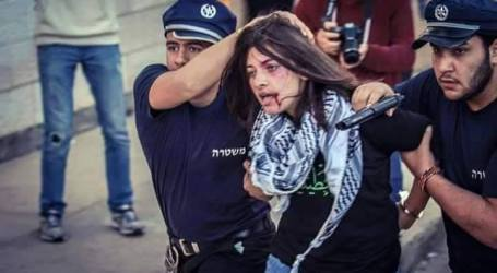 ISRAELI FORCES RESPOND TO WOMEN'S DAY MARCH WITH VIOLENCE