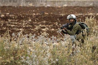 ISRAELI MILITARY TARGETS GAZA FARMERS WITH GUNFIRE