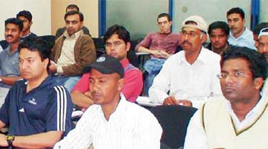 500 EXPATRIATES FIND ISLAM IN DUBAI