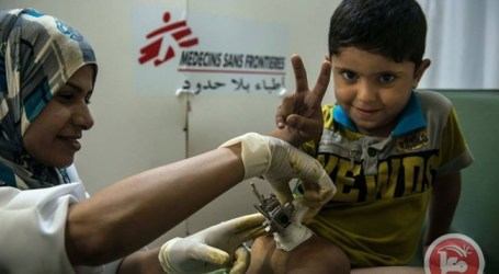 DOCTORS WITHOUT BORDERS DENIES COLLABORATION WITH ISRAEL ACCUSATION