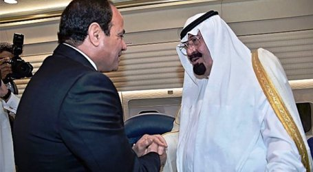 HAS THE 'HONEYMOON' ENDED FOR AL-SISI AND SAUDI ARABIA?