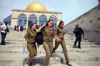 PALESTINIAN FOREIGN MINISTRY MAKES RENEWED CALLS TO HALT ISRAELI ATTEMPTS TO DIVIDE AL-AQSA
