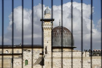 ISRAELI MINISTER DEMANDS A HALT TO AL-AQSA RENOVATIONS