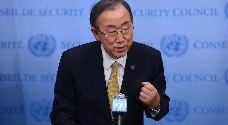 UN CHIEF URGES EGYPT LISTEN TO ITS PEOPLE