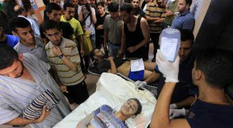ISRAEL REFUSES TO PROBE BOMBING OF CIVILIANS IN GAZA