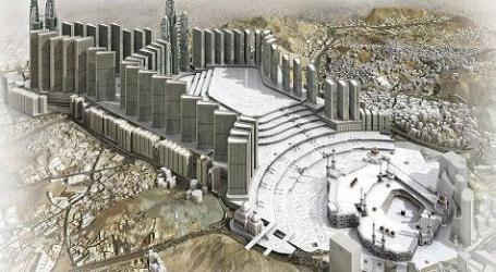 MAKKAH'S HOLY MOSQUE OPENS NEW MATAF
