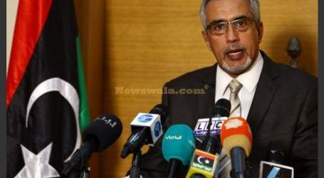 LIBYA'S TRIPOLI-BASED PARLIAMENT SACKS PRIME MINISTER