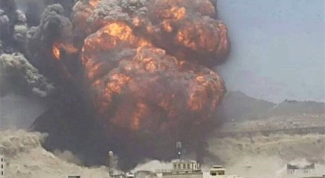 DOZENS KILLED AS LARGE EXPLOSION ROCKS YEMENI CAPITAL