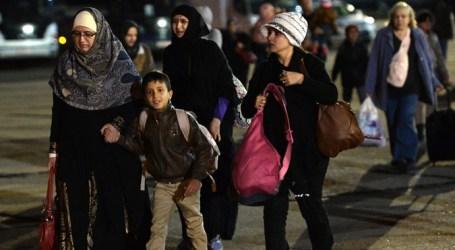 IRAN VOWS TO END SAUDI-LED AIR STRIKES ON YEMEN REBELS
