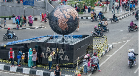 BANDUNG MESSAGE 2015 STRENGTHENING SOUTH-SOUTH COOPERATION TO PROMOTE WORLD PEACE AND PROSPERITY
