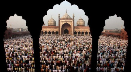 INDIA WILL SOON HAVE THE WORLD'S LARGEST MUSLIM POPULATION