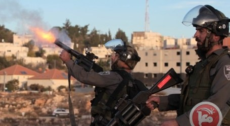 ISRAELI FORCES SHOOT, INJURE 3 TEENS NEAR RAMALLAH