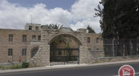 AMERICAN MILLIONAIRE FUNDED TRANSFER OF WEST BANK CHURCH TO SETTLERS