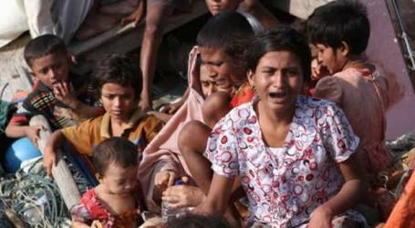 ROHINGYA REFUGEES FACE WORST HUMANITARIAN CRISIS