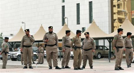 POLICE CHIEF SHOT DEAD IN RIYADH