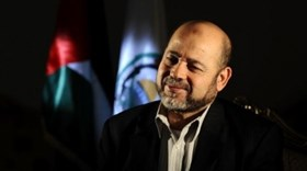 WE WANT ONE STATE FOR ALL PALESTINIANS: HAMAS CHIEF