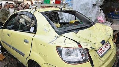 11 KILLED, DOZENS INJURED IN BOMBINGS IN DAMASCUS, HASAKAH