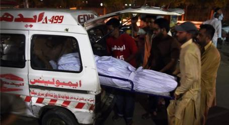 HEATWAVE KILLS OVER 100 IN PAKISTAN