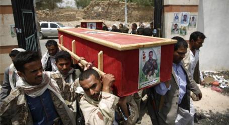 HOUTHI MEDIA: AIR STRIKE ON YEMEN ARMY HQ KILLS SCORES
