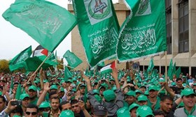 HAMAS VOICES REBUFF OF FRENCH PEACE INITIATIVE