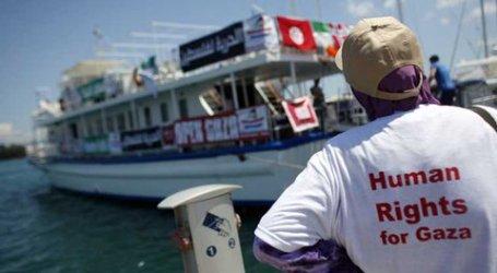 THIRD FREEDOM FLOTILLA TO BREAK SIEGE SAILS TO GAZA WITHIN HOURS