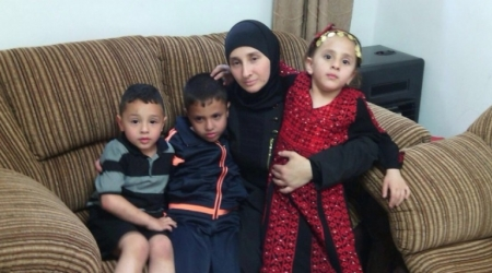 ISRAELI OCCUPATION DEPORTS PALESTINIAN WOMAN FROM AL QUDS