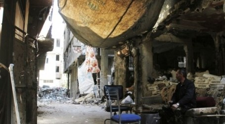 REPORT: UN RULES YARMOUK CAMP NO LONGER BESIEGED