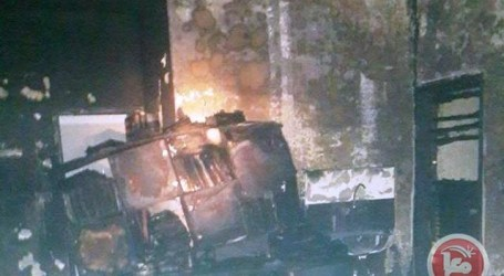 16 HURT IN APARTMENT FIRE EAST OF JERUSALEM