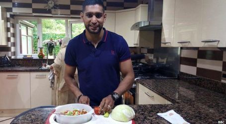 AMIR KHAN: FASTING WHILE BOXING