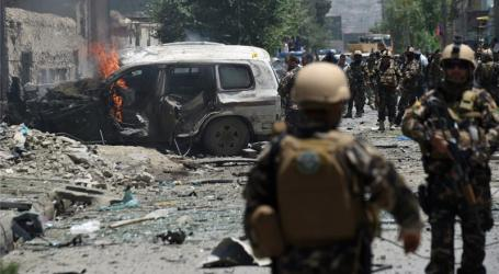SUICIDE CAR BOMBER RAMS NATO CONVOY IN AFGHANISTAN