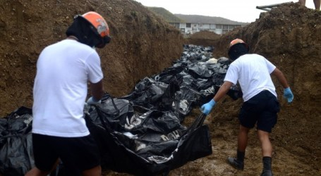 MALAYSIA BURIES ANOTHER 24 HUMAN TRAFFICKING VICTIMS