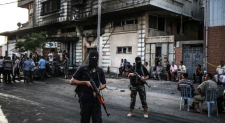 FIVE CAR BOMB EXPLOSIONS TARGET HAMAS, ISLAMIC JIHAD IN GAZA