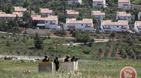 SETTLERS USING 'SECURITY ZONES' TO EXPAND IN WEST BANK