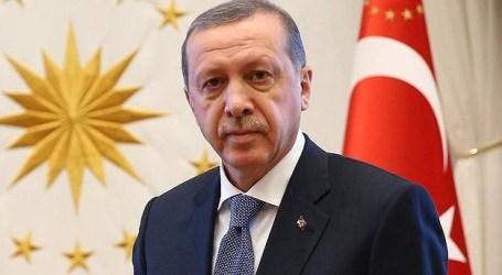 TURKISH PRESIDENT ERDOGAN TO VISIT CHINA, INDONESIA