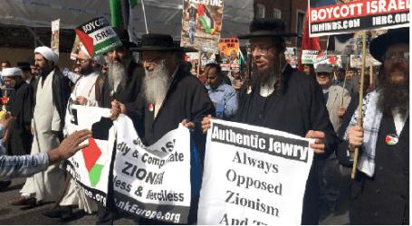 UK RABBIS DENOUNCE ISRAEL'S 'UNJUST' DEMOLITION OF PALESTINIAN VILLAGE