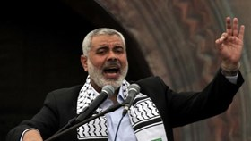 HANEYYA: PALESTINIAN RESISTANCE TO REMAIN A THORN IN ISRAELIS' FLESH