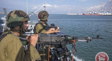 ISRAELI NAVY ARRESTS 2 GAZA FISHERMEN