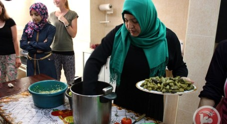 PALESTINIAN COOKING CLASSES SUPPORT DISABLED CHILDREN