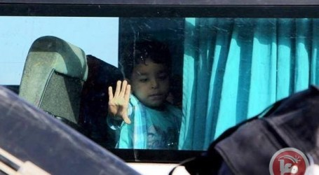 EGYPT OPENS RAFAH CROSSING FOR 4 DAYS