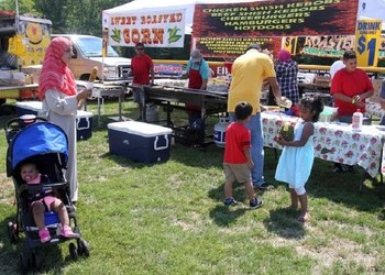 AMERICAN MUSLIM YOUTH COMMUNITY ORGANIZES ANNUAL HALAL FOOD FESTIVAL
