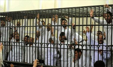 RIGHTS GROUP: 2,799 KILLED BY EGYPTIAN AUTHORITIES IN TWO YEARS