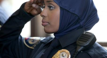 MUSLIMS COMPLAIN OVER COLUMBUS POLICE HIJAB BAN