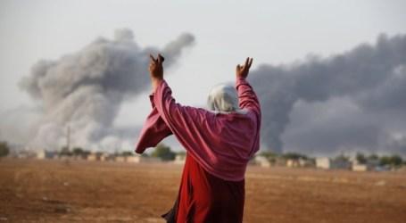 U.S.-LED COALITION KILLED HUNDREDS OF CIVILIANS IN RAIDS ON ISIS
