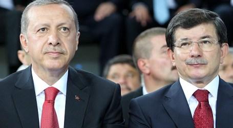 TURKISH PM DAVUTOGLU TO FORM INTERIM GOVT