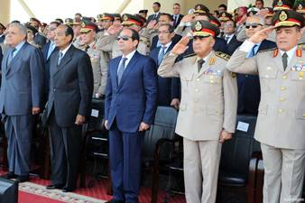EGYPT'S SISI SIGNS CONTROVERSIAL ANTI-TERRORISM LAW