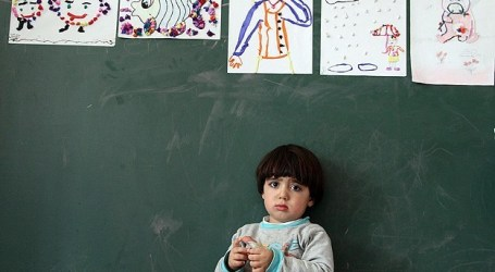 UN: TWO MILLION CHILDREN IN SYRIA OUT OF SCHOOL