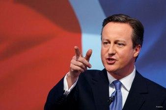 UK'S CAMERON EXPRESSES SORROW OVER HAJJ TRAGEDY