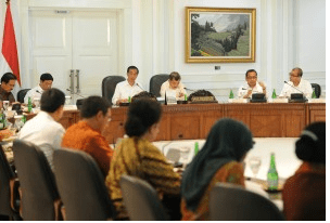 PRESIDENT ORDERS RELOCATION OF SINABUNG VICTIMS BEFORE 2015 END