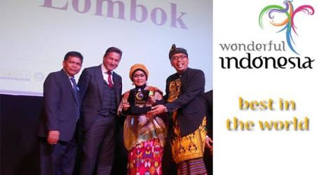 INDONESIAN LOMBOK ISLAND BECOMES WORLD'S BEST HALAL HONEYMOON DESTINATION