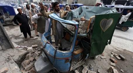 MUSLIM SCHOLARS PRAY FOR PAKISTAN, AFGHANISTAN